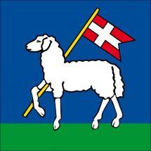 Gemeindefahne 4514 Lommiswil