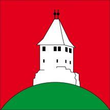 Gemeindefahne 4586 Kyburg-Buchegg