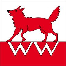 Gemeindefahne 4628 Wolfwil