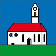 Gemeindefahne 5054 Kirchleerau-Moosle