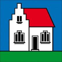 Gemeindefahne 5212 Hausen AG