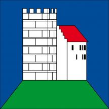 Gemeindefahne 5245 Habsburg
