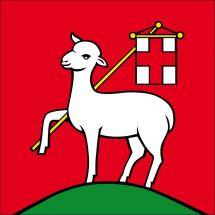 Gemeindefahne 5443 Niederrohrdorf