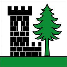 Gemeindefahne 5736 Burg AG