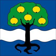 Gemeindefahne 6156 Luthern