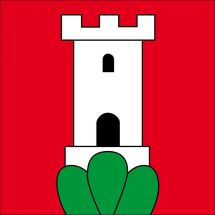 Drapeau commune 6415 Arth