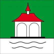 Gemeindefahne 6452 Riemenstalden