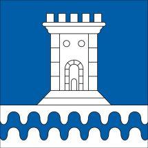 Gemeindefahne 6513 Monte Carasso