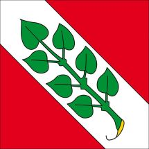 Gemeindefahne 6548 Rossa