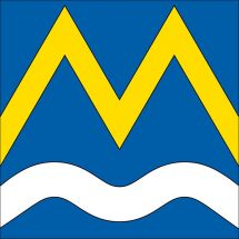 Gemeindefahne 6673 Maggia