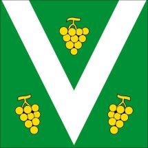 Gemeindefahne 6833 Vacallo