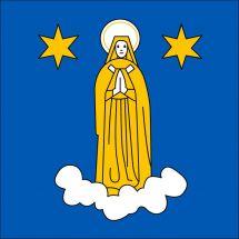 Gemeindefahne 7500 Santa Maria in Calanca