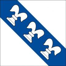Gemeindefahne 8308 Illnau