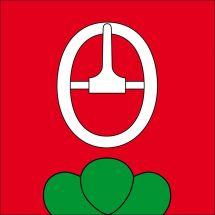 Gemeindefahne 8824 Schönenberg ZH