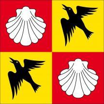 Drapeau commune 8835 Feusisberg