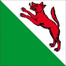 Gemeindefahne 9427 Wolfhalden