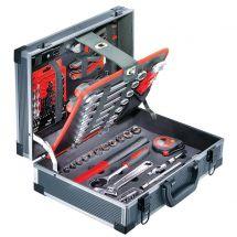 Werkzeugkoffer mit 92 Werkzeugen