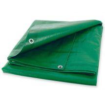 Allzweckblachen 6x8 m grün 200 g/m2