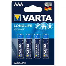 VARTA Longlife Power AAA 4er Blister