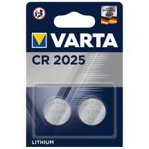 VARTA Electronics CR2025 2er Blister