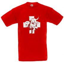 T-Shirt «Kuh» S