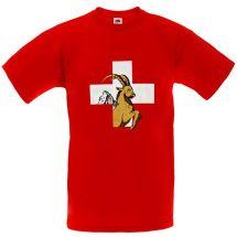T-Shirt «Steinbock» XL