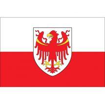 Fahne Region Südtirol Italien Polyester 150x100 cm