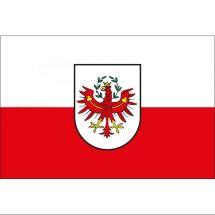 Fahne Bundesland Tirol Österreich Polyester 150x100 cm