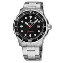 SWIZA Armbanduhr «Tetis Gent» schwarz