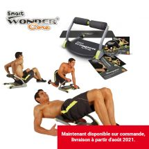 Mediashop Appareil de fitness «Wonder Core Smart»