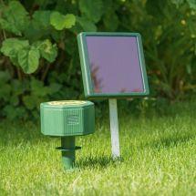 Maulwurf- und Wühlmausstop «Profi» solarbetrieben
