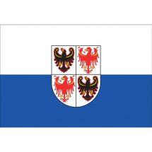 Fahne Region Trentino-Südtirol Italien