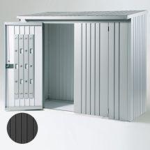 Türpaket passend zu Kaminholzlager und Geräteschrank, Grösse L