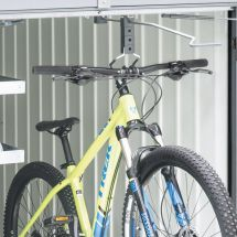 biohort Fahrradhängeschine zu MiniGarage