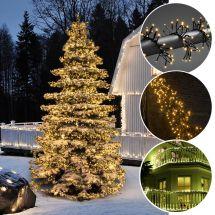 LED Micro-Büschellichterkette «Cluster» 2016 sunny-warme LED
