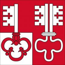 Kantonsfahne Unterwalden I Alternativ