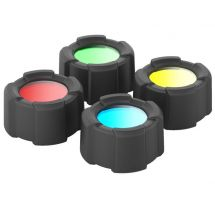 LED Lenser Farbfilterset zu Taschenlampe MT10