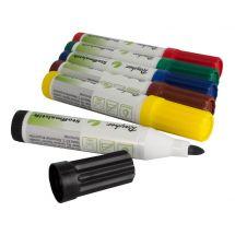 Textilmalstifte, 6 Stück