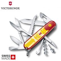 Victorinox Taschenmesser «Huntsman Year of the Dog» Limited Edition