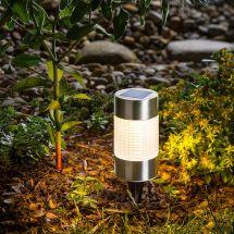 LED Solarleuchte «Design-Petit», 3er Set