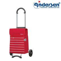 Andersen Shopper «Linie», rot