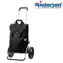 Andersen Shopper «Royal Senta», schwarz