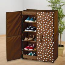 Schuhschrank «Punkte» für 15 Paar Schuhe