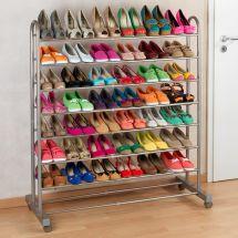 Schuhregal «Giant» für 42 Paar Schuhe