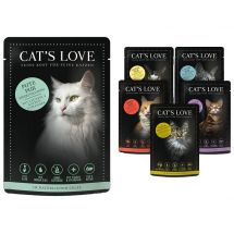 Katzenfutter Cats Love, 12er Pack