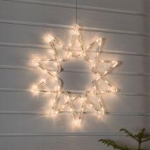 LED Acryl Star, Ø 58 cm