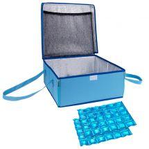 Transport Kühltasche und -matten «Thermo» Set