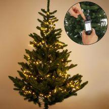 LED Lichterkette «Easy go» 700 LED, 210 cm