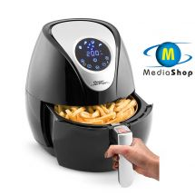 Mediashop Friteuse à air chaud «AirFryer» XL