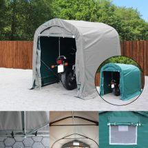 Tente-garage 1,6×2,4 m «Montage terre»